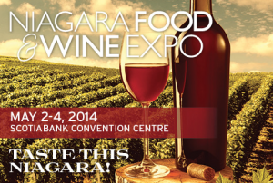 Niagara Food & Wine Expo @ Scotia Bank Convention Centre | Niagara Falls | Ontario | Canada