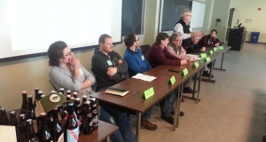 Brewers discuss future of Ontario hop industry at OHGA AGM Sat., March 28, 2015 plus OHGA elects new board