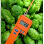 Hand held moisture meter - convenient to tell you if you have reached that optimum 8-10% dried moisture content.