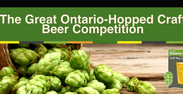 17 Ontario brewer/grower teams set to square off Wednesday for the 2017 GOHCBC Bottomless Cup!